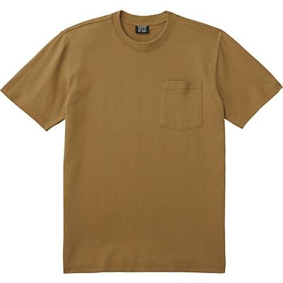 Filson Outfitter Solid One-Pocket SS T-Shirt - Gold Ochre - Men