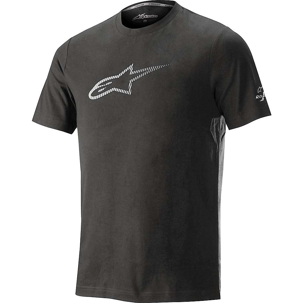 Image of Alpine Stars Men's Ageless V2 Tech Tee - Large - Black