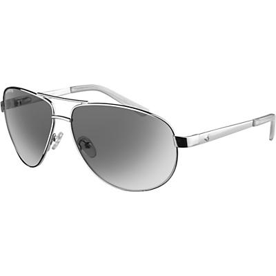 Ryders Eyewear Spitfire Sunglasses - Chrome / Grey / Silver Flash