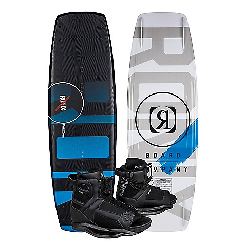 Ronix District 134 Wakeboard - Divide Boot Package