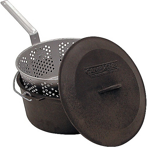 Camp Chef 12IN Cast Iron Fry Pot