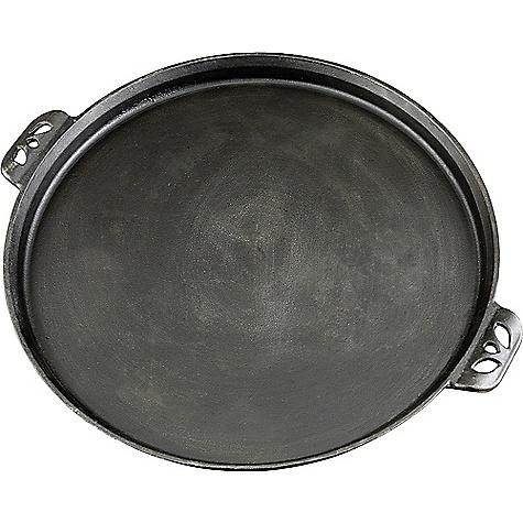 Camp Chef True Seasoned Cast Iron Pizza Pan