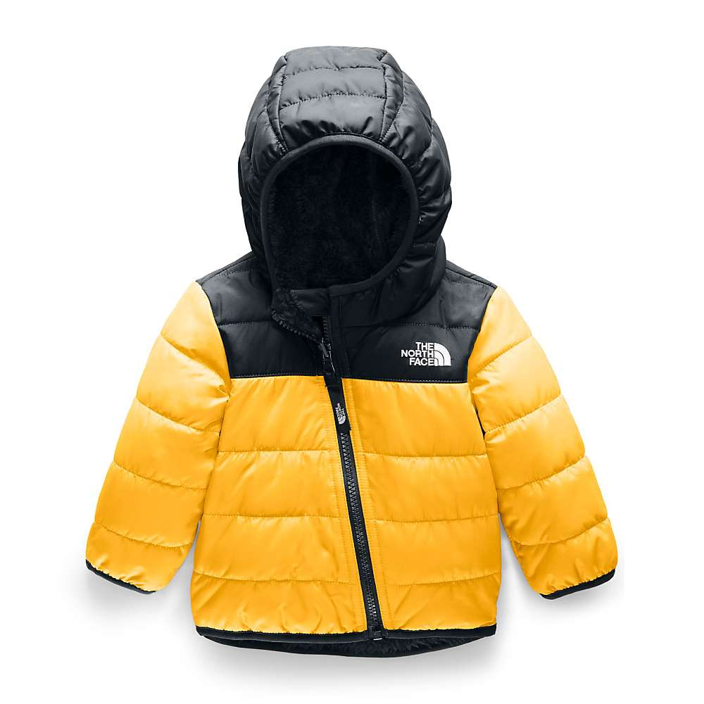 The North Face Infant Reversible Mount Chimborazo Hoodie - 12M - TNF Yellow