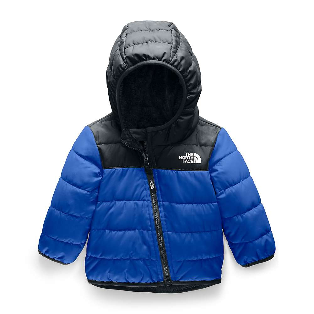 The North Face Infant Reversible Mount Chimborazo Hoodie - 12M - TNF Blue