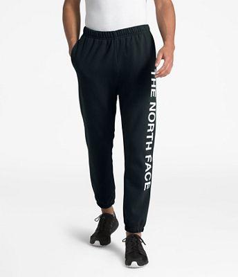 The North Face Vert Sweatpant - Medium - TNF Black / TNF White