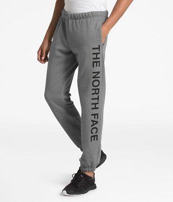 The North Face Vert Sweatpant - Large - TNF Medium Grey Heather / TNF White