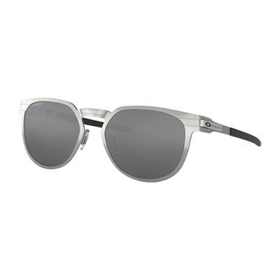 Oakley Diecutter Sunglasses - One Size - Satin Chrome / PRIZM Black