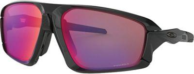 Oakley Field Jacket Sunglasses - One Size - Polished Black / PRIZM Road