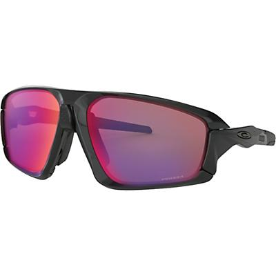 Oakley Field Jacket Sunglasses - Polished Black / Prizm Road