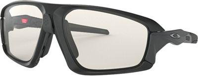 Oakley Field Jacket Sunglasses - One Size - Matte Black / Photochromic