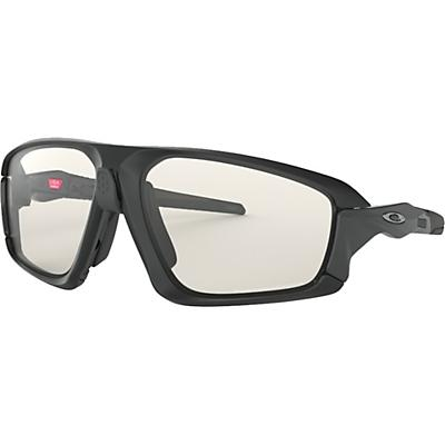 Oakley Field Jacket Sunglasses - Matte Black / Photochromic