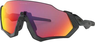 Oakley Flight Jacket Sunglasses - One Size - Matte Black / Black / PRIZM Road