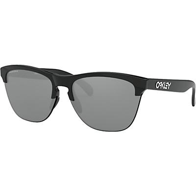 Oakley Frogskins Lite Sunglasses - Polished Black / Prizm Black
