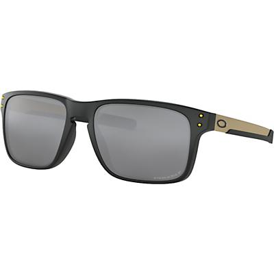 Oakley Holbrook Mix Polarized Sunglasses - Matte Black / Prizm Black Polarized