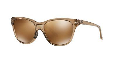 Oakley Hold Out Polarized Sunglasses - One Size - Sepia / PRIZM Tungsten Polarized