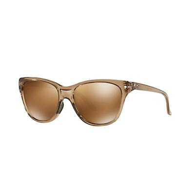 Oakley Hold Out Polarized Sunglasses - Sepia / PRIZM Tungsten Polarized