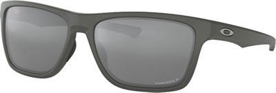 Oakley Holston Polarized Sunglasses - One Size - Matte Dark Grey / PRIZM Black Polarized
