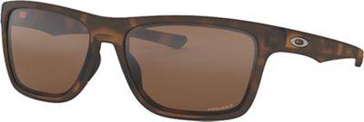 Oakley Holston Sunglasses - One Size - Matte Brown Tortoise / PRIZM Tungsten