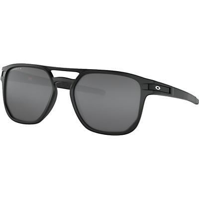 Oakley Latch Beta Polarized Sunglasses - Matte Black / Prizm Black Polarized