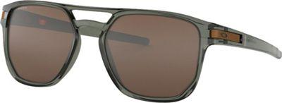 Oakley Latch Beta Sunglasses - One Size - Olive Ink / PRIZM Tungsten