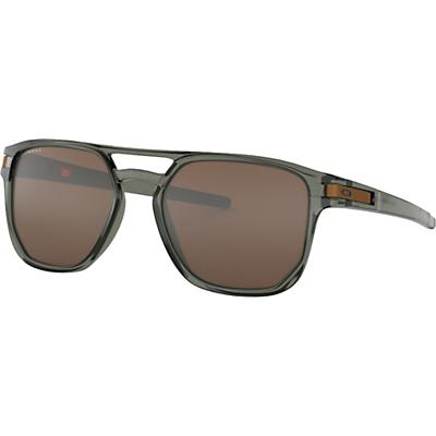 Oakley Latch Beta Sunglasses - Olive Ink / Prizm Tungsten