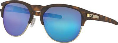 Oakley Latch Key M Polarized Sunglasses - One Size - Matte Brown Tortoise / Sapphire Iridium Polarized