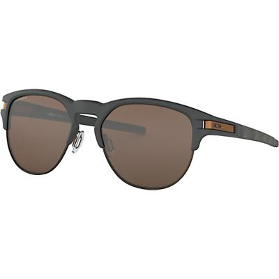 Oakley Latch Key Sunglasses - Matero Matte Carbon / PRIZM Tungsten