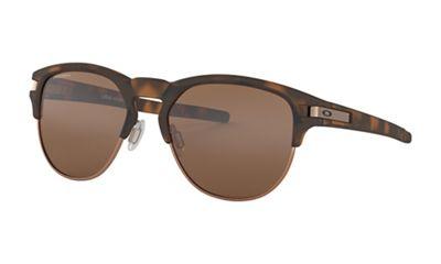 Oakley Latch Key Sunglasses - One Size - Matte Brown Tortoise / PRIZM Tungsten