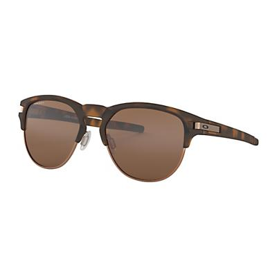 Oakley Latch Key Sunglasses - Matte Brown Tortoise / PRIZM Tungsten