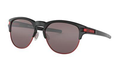 Oakley Latch Key Sunglasses - One Size - Polished Black / PRIZM Black
