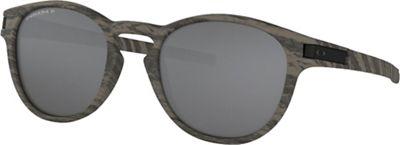 Oakley Latch Polarized Sunglasses - One Size - Woodgrain / PRIZM Black Polarized