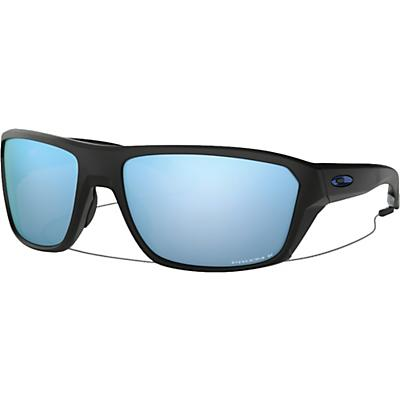 Oakley Split Shot Polarized Sunglasses - Matte Black / Prizm Deep H2O Polarized