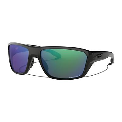 Oakley Split Shot Polarized Sunglasses - Polished Black / Prizm Shallow H2O Polarized