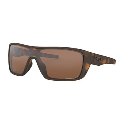 Oakley Straightback Polarized Sunglasses - One Size - Matte Brown Tortoise / PRIZM Tungsten Polarized