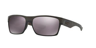 Oakley TwoFace Polarized Sunglasses - One Size - Woodgrain / PRIZM Daily Polarized
