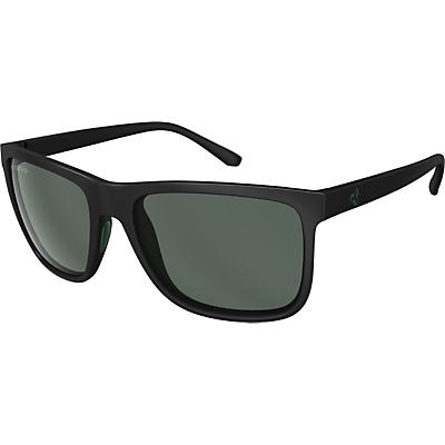 Ryders Eyewear Jackson Polarized Sunglasses - Polarized Black / Green / Green