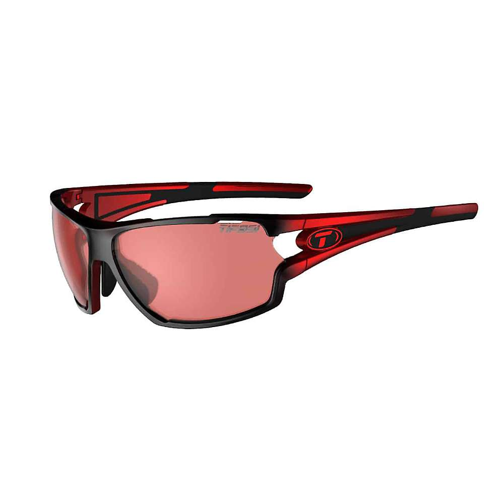Tifosi Amok Sunglasses - One Size - Race Red