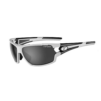 Tifosi Amok Sunglasses - White / Black