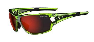 Tifosi Amok Sunglasses - One Size - Crystal Neon Green