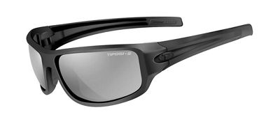 Tifosi Bronx Tactical Safety Polarized Sunglasses - One Size - Matte Black