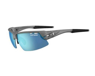 Tifosi Crit Polarized Sunglasses - One Size - Matte Smoke