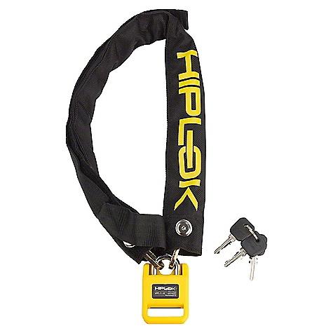 Hiplok Lite Wearable Hardened Steel Chain Lock