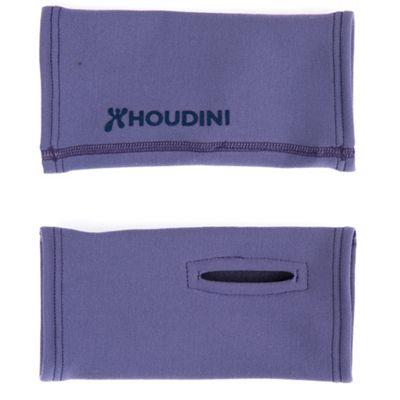 Houdini Power Wrist Gaiters - Small - Greystone Purple