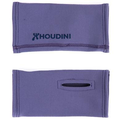 Houdini Power Wrist Gaiters - Greystone Purple