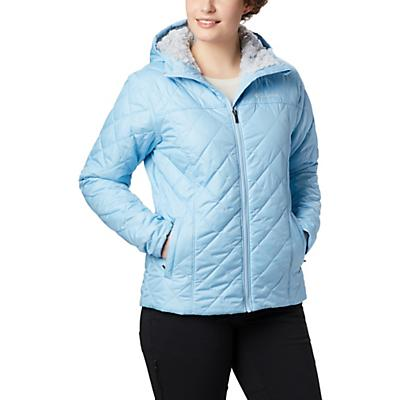 Columbia Copper Crest Hooded Jacket - Crystal Blue - Women