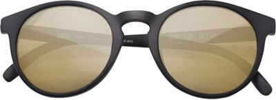 Sunski Dipsea Sunglasses - One Size - Black / Gold