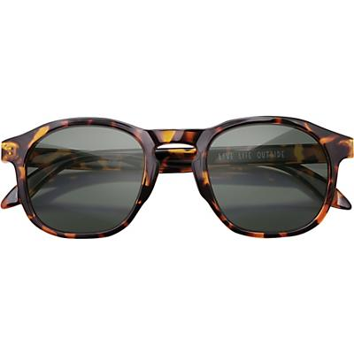 Sunski Foothills Sunglasses - Tortoise / Forest