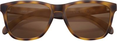 Sunski Madrona Sunglasses - One Size - Tortoise / Brown