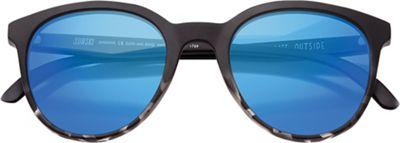 Sunski Makani Sunglasses - One Size - Black / Aqua