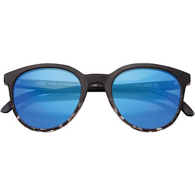 Sunski Makani Sunglasses - Black / Aqua